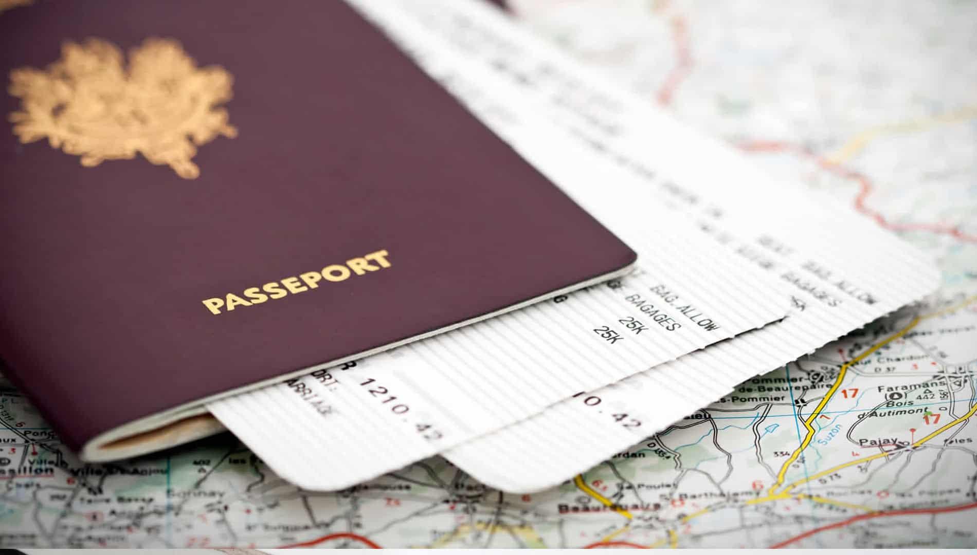 Tenir à jour votre passeport pour votre voyage d'affaires