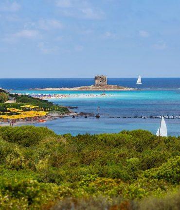 Les plages de Porto Torres