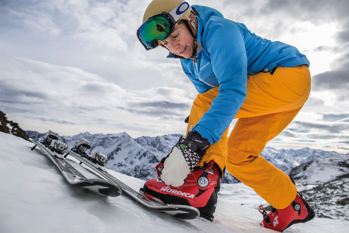 Comment ajuster sa chaussure de ski ?