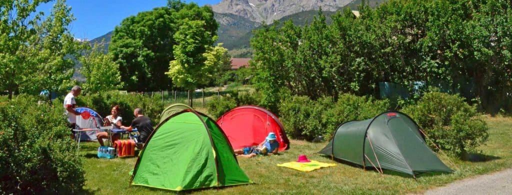Faites le choix de votre destination de camping