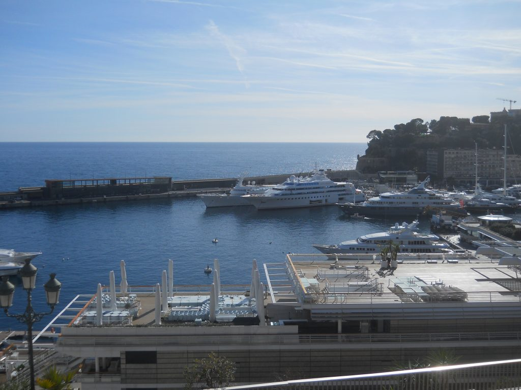 marina de luxe Port Hercule Monaco