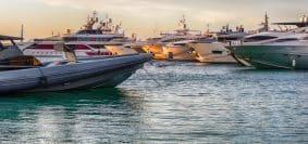 marina de luxe Porto Cervo