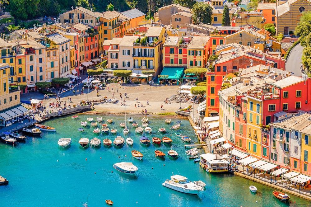 marina de luxe Portofino