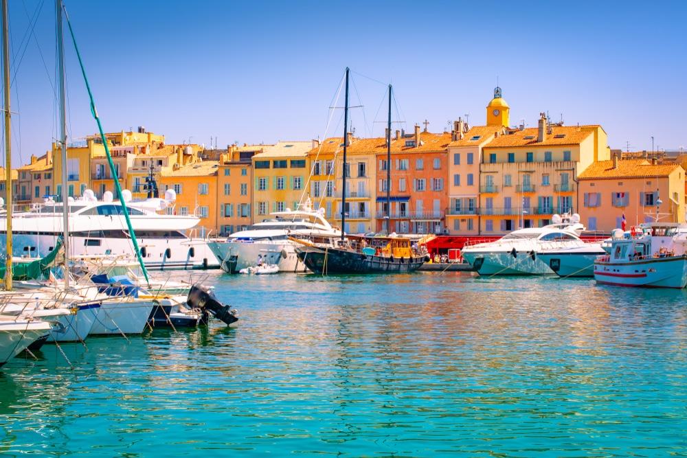 marina de luxe St-Tropez