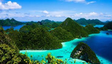 paysage indonésie